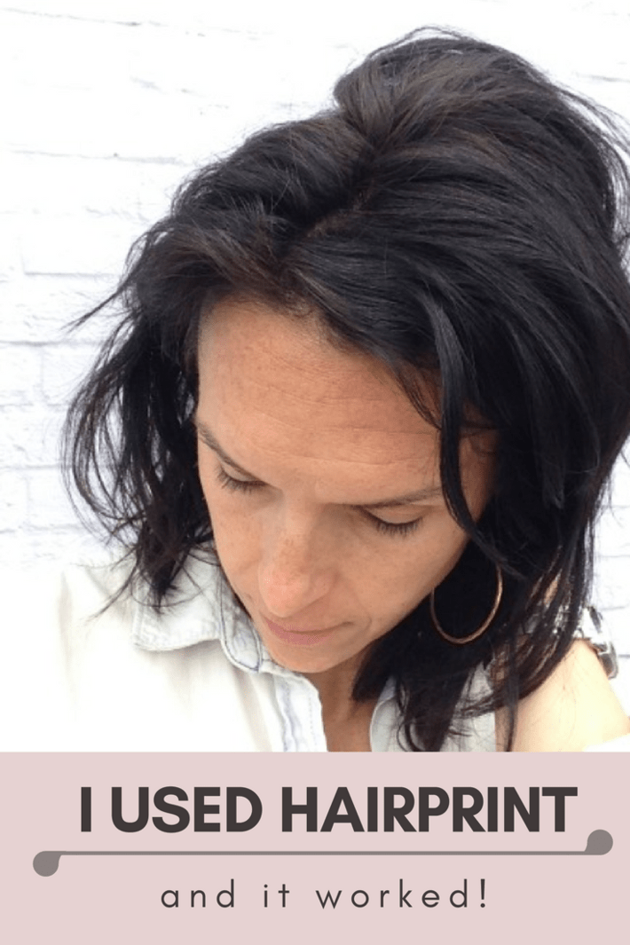 Hairprint Nontoxic Hair Color Product Review This Organic Girl