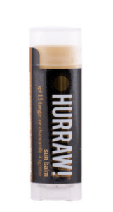 Hurraw Lip Balm with 15 SPF