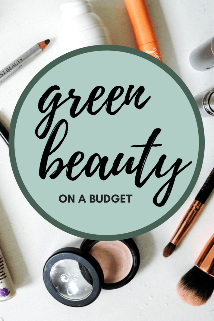 Affordable nontoxic makeup that is clean and works! Listing out our faves from foundation to lipstick to mascara. Everything under $20! #thisorganicgirl #organicmakeup #budgetmakeup #affordablemakeup #nontoxicmakeup