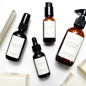 True Botanicals BASICS_