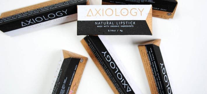 Axiology packaging_