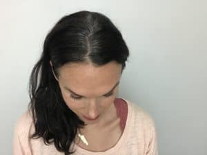 going gray month 1