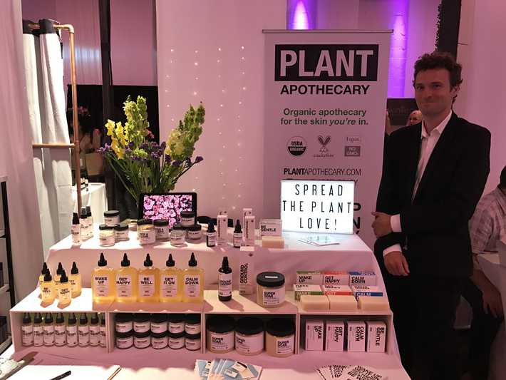 PLANT Apothecary founder