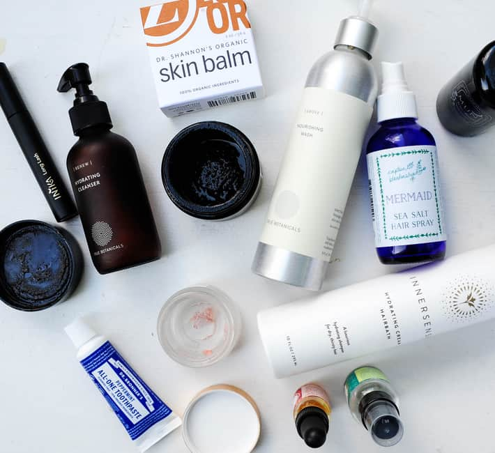 October Organic Empties