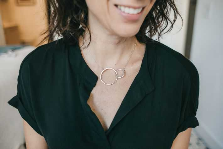 Osmia Organics OO Necklace