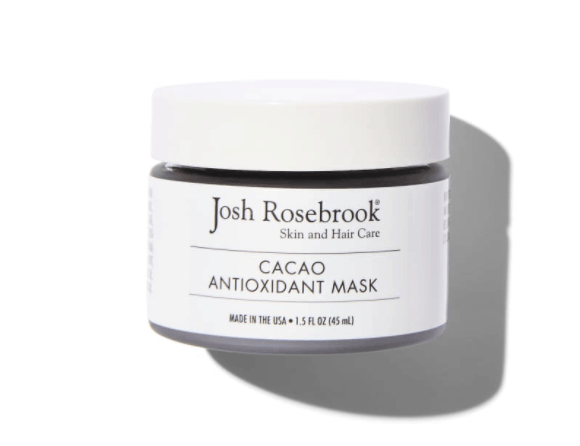 Cacao Antioxidant Mask by Josh Rosebrook