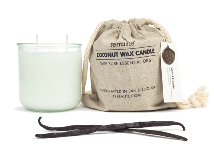 Coconut Wax Terralite Candle