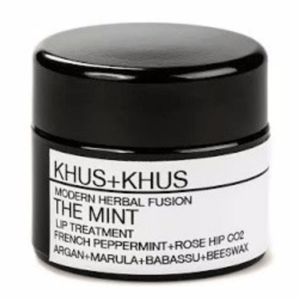 KHUS + KHUS THE MINT Lip Treatment