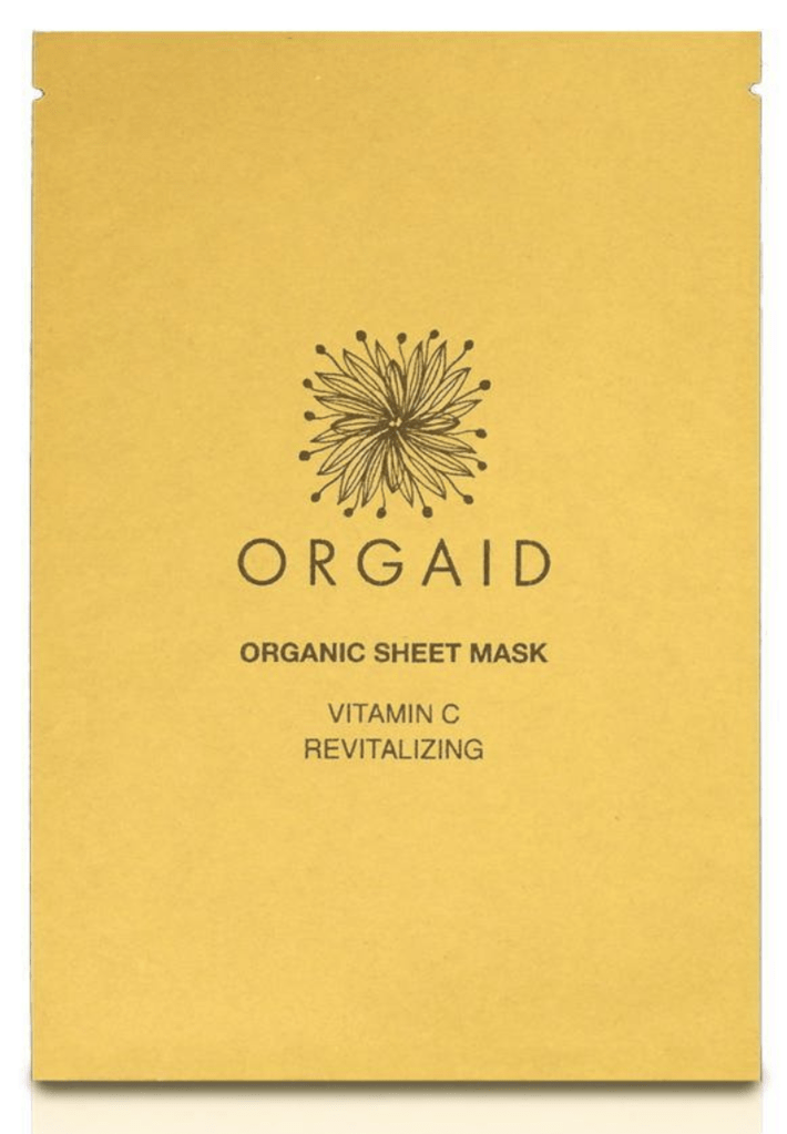 ORGAID Vitamin C Organic Sheet Mask