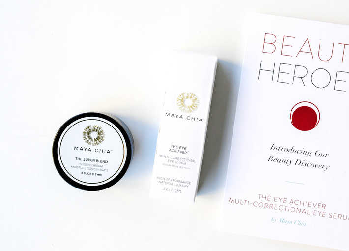 Beauty Heroes featuring Maya Chia