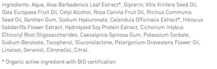 Eye Care Ingredients