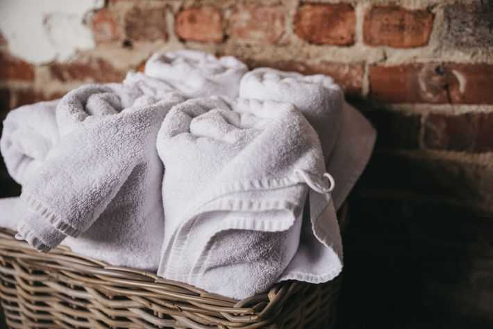 The Graces organic towels