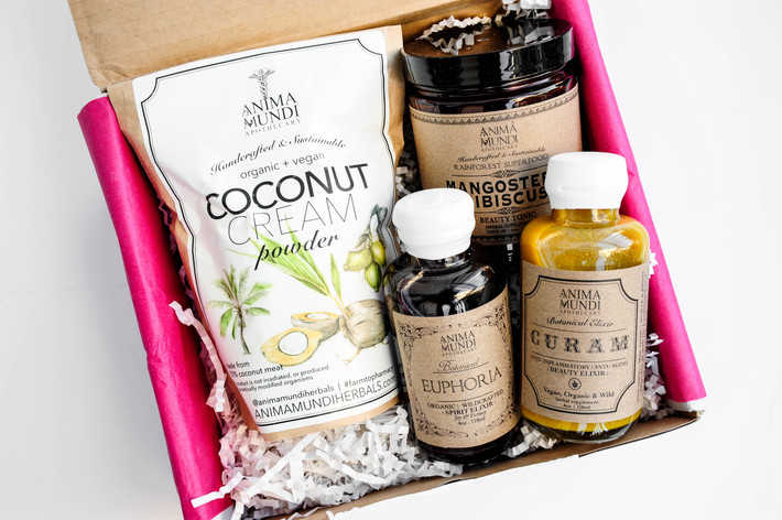 Beauty Heroes Wellness Box