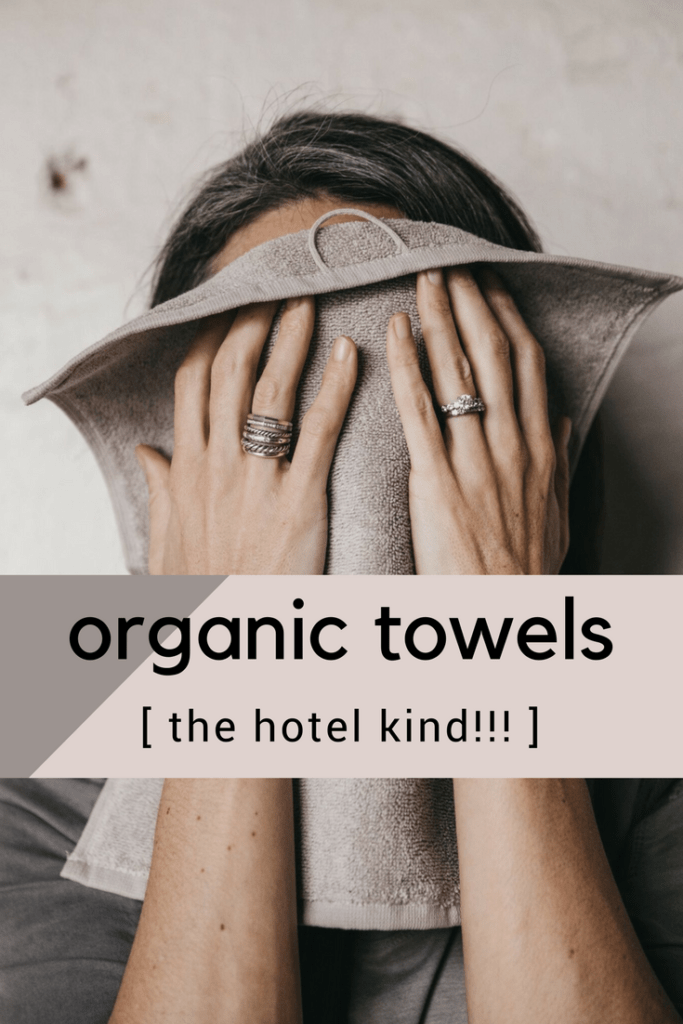 the graces the best organic towels