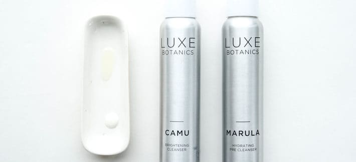 LUXE Botanics Cleansing OIls