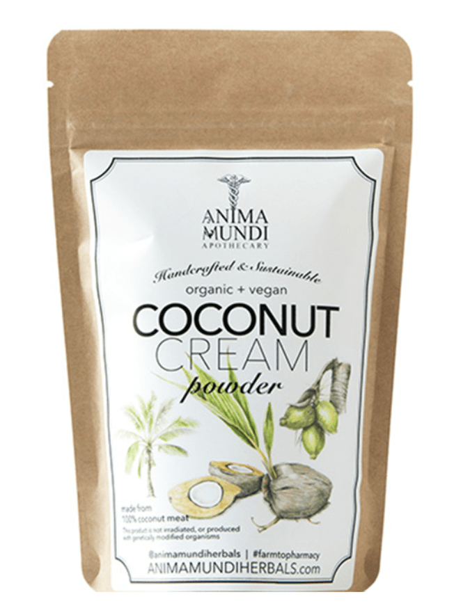 Anima Mundi Coconut Cream Powder
