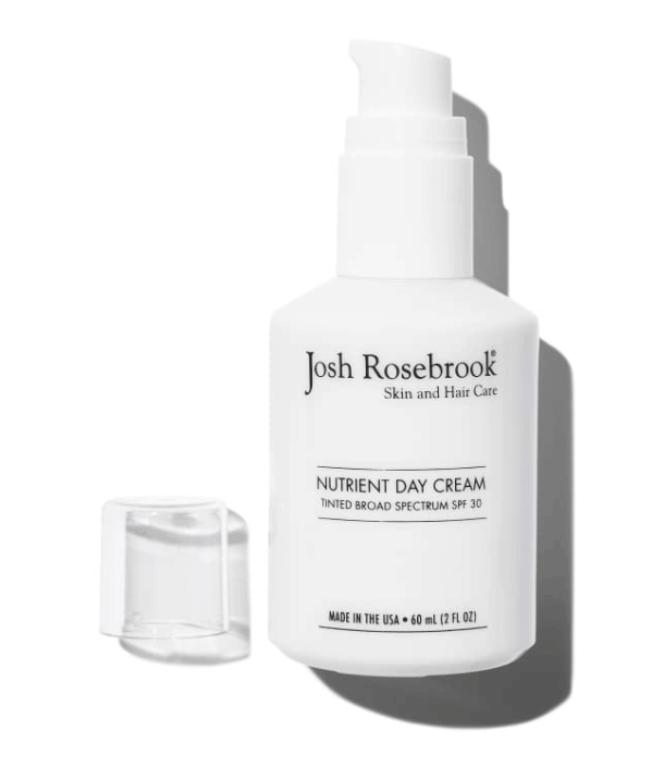 josh rosebrook tinted face SPF