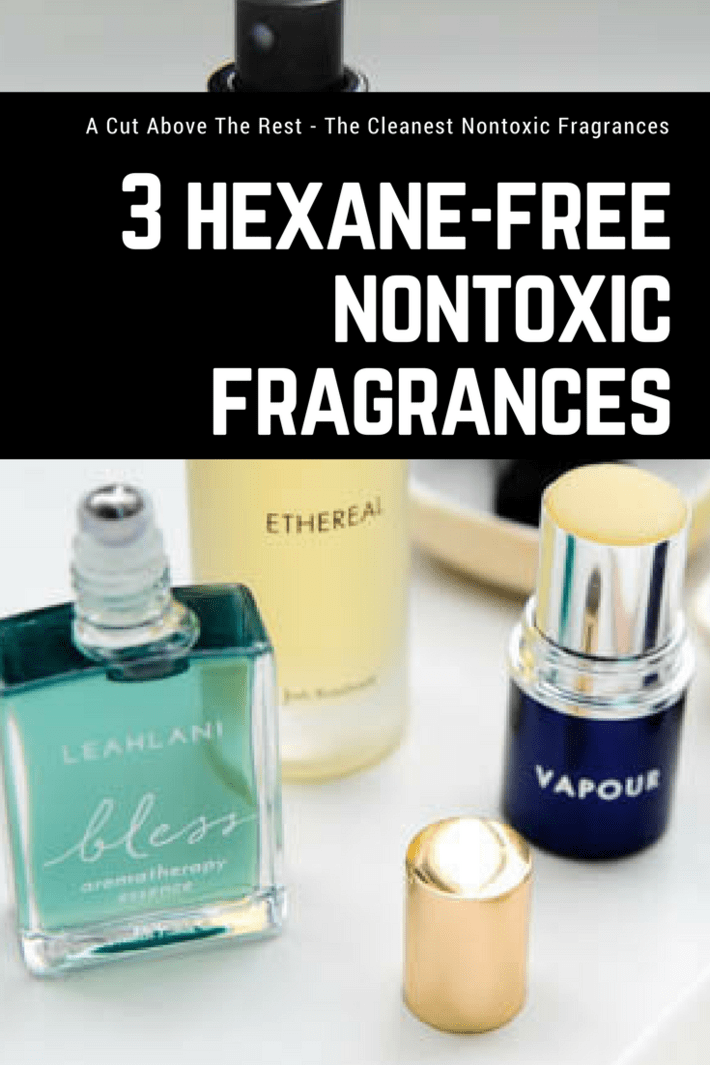 These three are some of the cleanest of the clean fragrances. Organic carriers scented with organic and/or wildcrafted essential oils. And they happen to smell AMAZING. But there is something else that sets these three apart. Unlike other nontoxic fragrances, they are also hexane-free. Come see why they are so special! #thisorganicgirl #nontoxicfragrances #nontoxicperfume #organicfragrances #organicperfume #bestfragrances