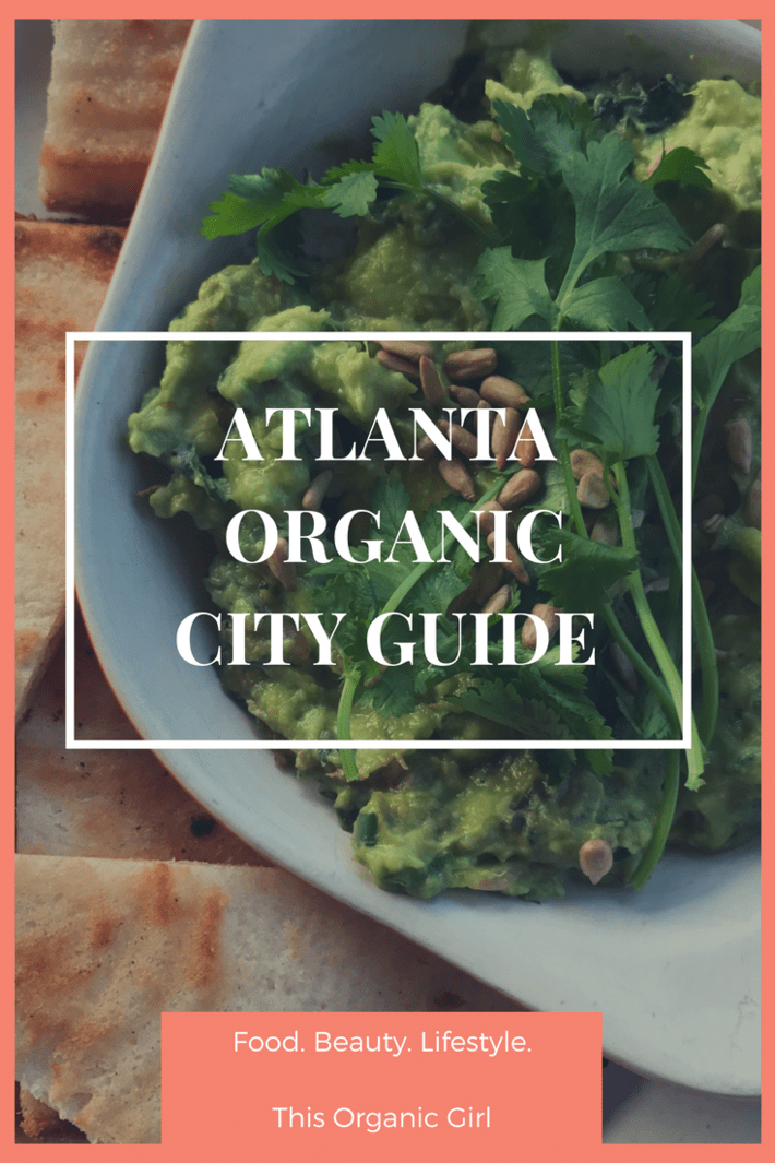 Atlanta Organic City Guide