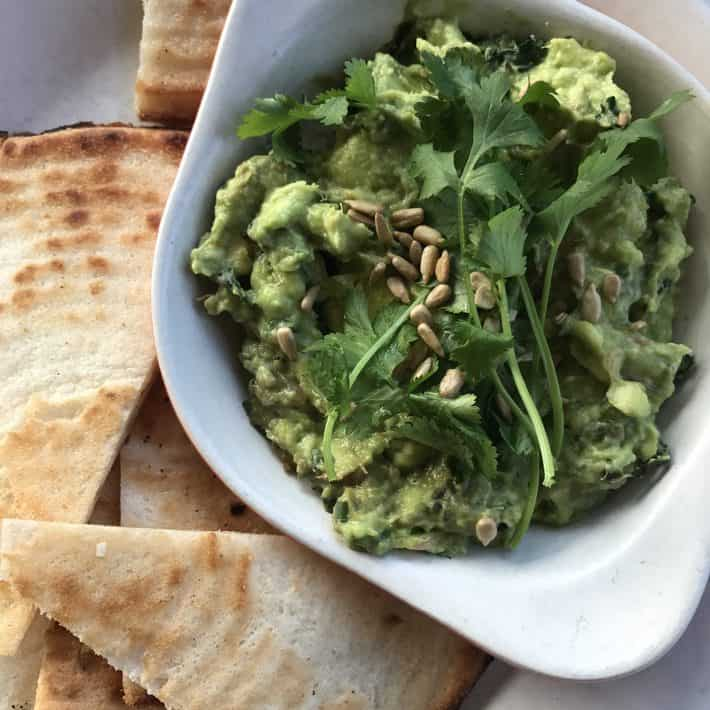 true food kitchen guac
