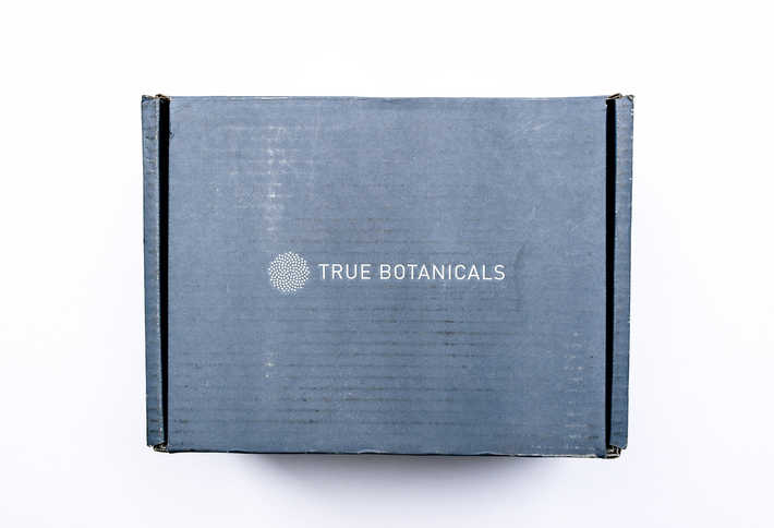 True Botanicals Sun and Moon packaging