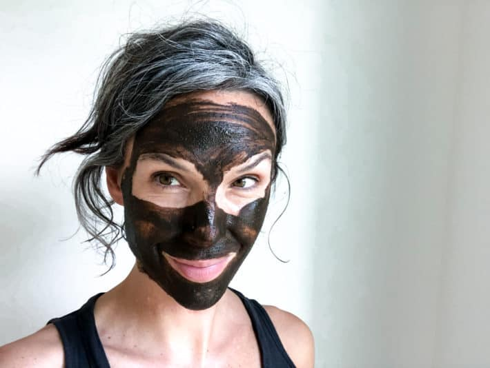 the Problem Solver organic mask