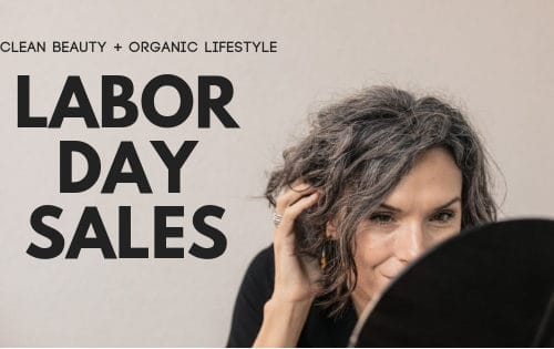 2019 clean beauty labor day sales