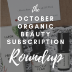 organic beauty subscription