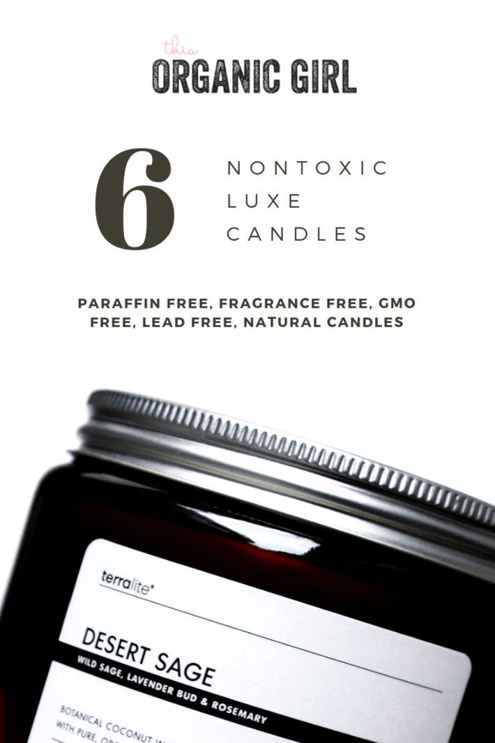 When traditional candles are burned they emit health compromising toxins and carcinogens. Compiling a live list of nontoxic candles. I have 6 luxe brands that offer no compromise for switching over. Large, beautiful, full scent, long burn time, poured in glass - just the best! #cleancandles #organiccandles #bestcandles #safecandles #thisorganicgirl