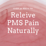 relieve pms pain naturally