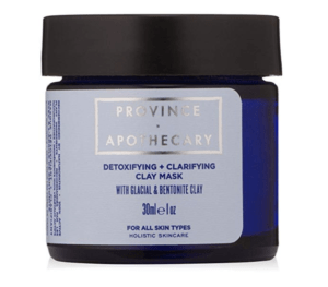 Province Apothecary organic face mask