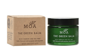 MOA The Green Balm organic makeup remover
