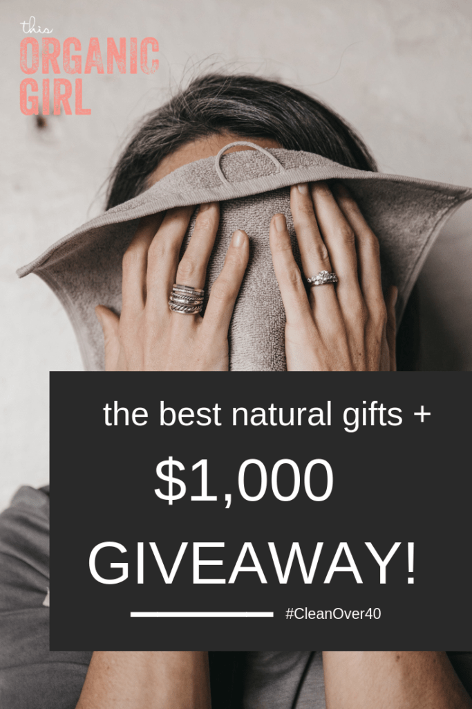 best natural gifts, organic gifts, $1,000 Giveaway!