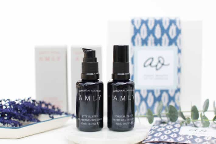 November Art of Organics featuring AMLY Botanicals