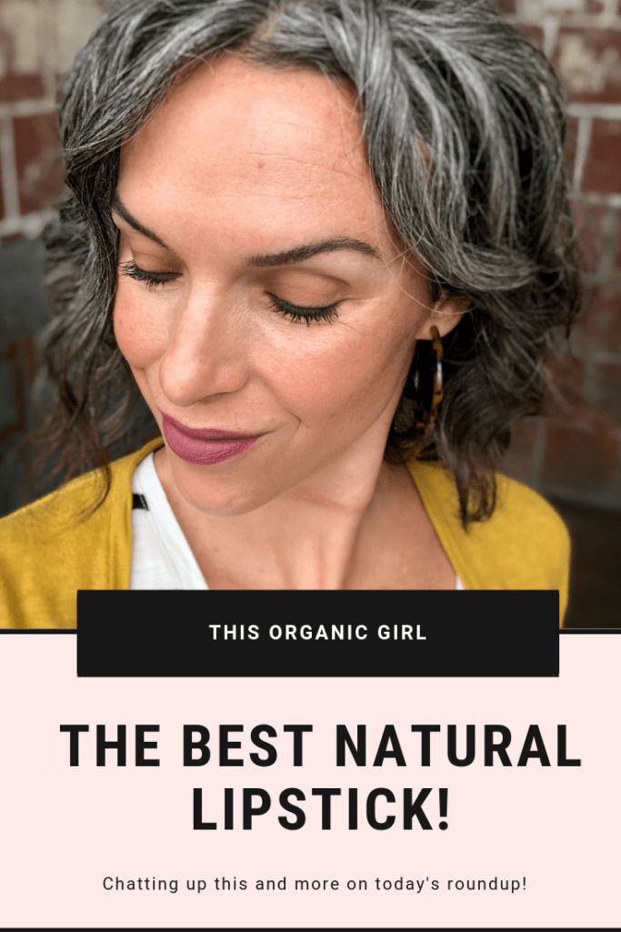 best natural lipstick Clove + Hallow