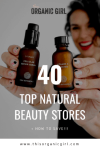 40 top natural beauty stores
