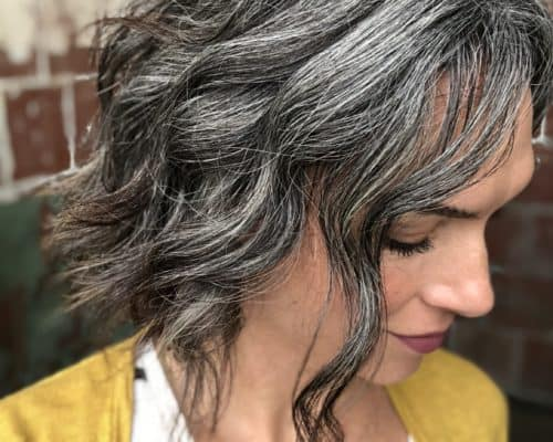 going gray 18 months
