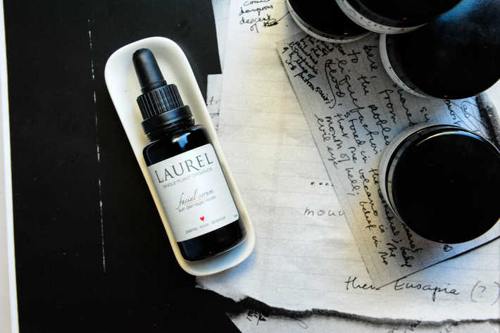Laurel Skin Sun Damage Repair Serum, organic skincare, biodynamic skincare