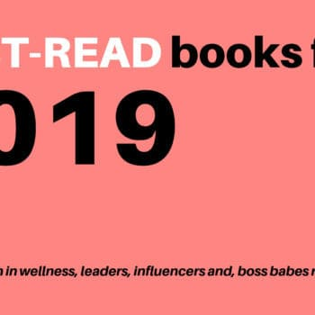 MUST-READ books for 2019.