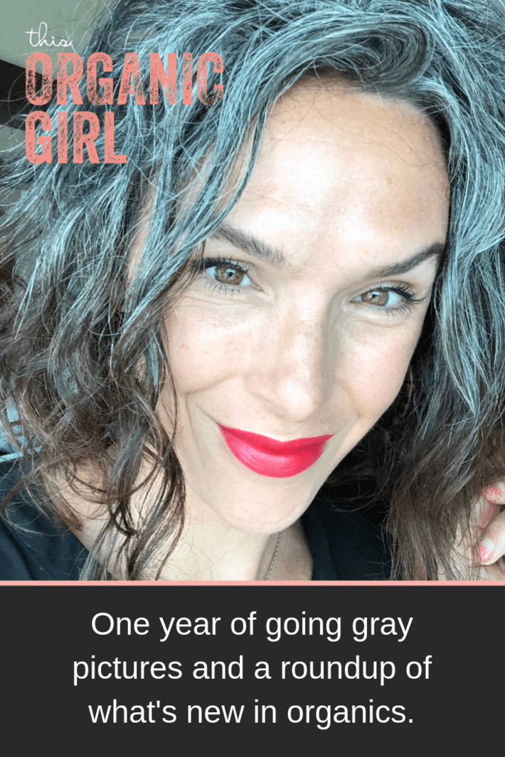 One year of going gray pictures AND MORE