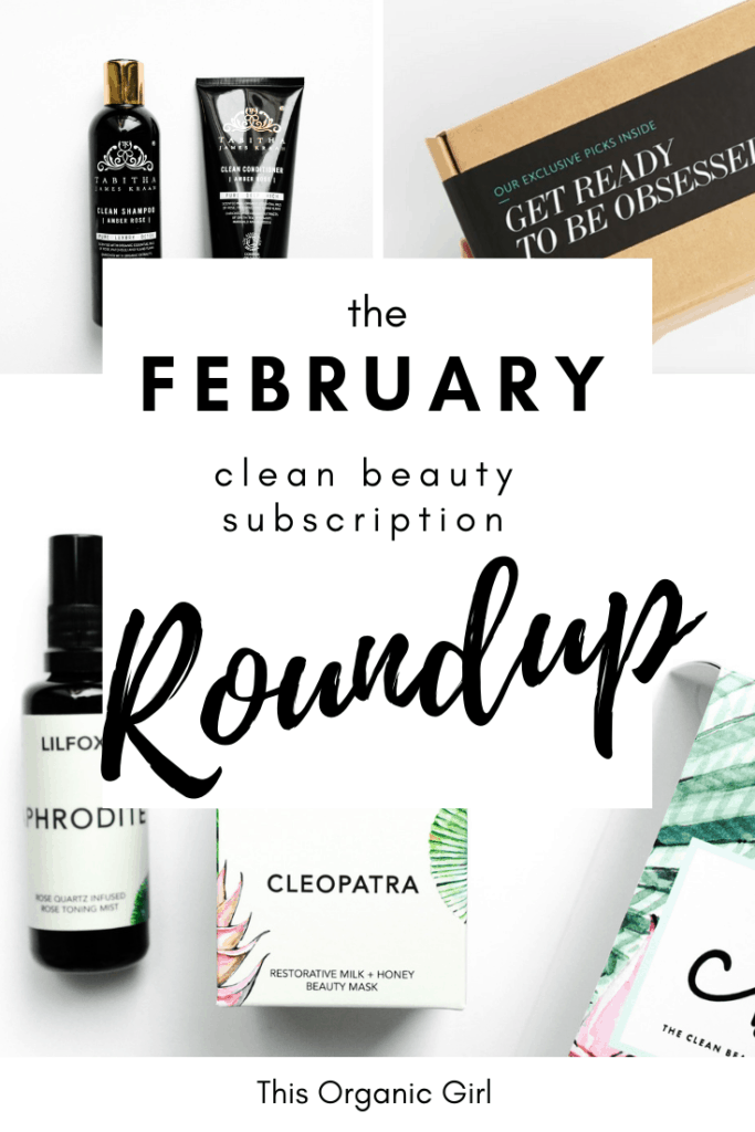 February subscription roundup