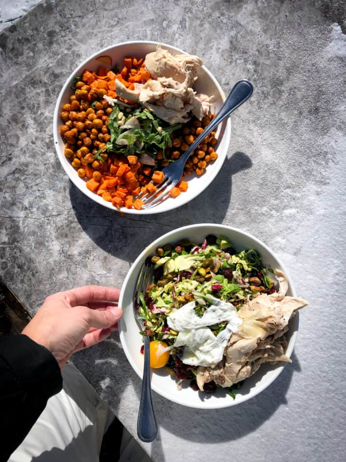 mid mountain lodge superfood bowls