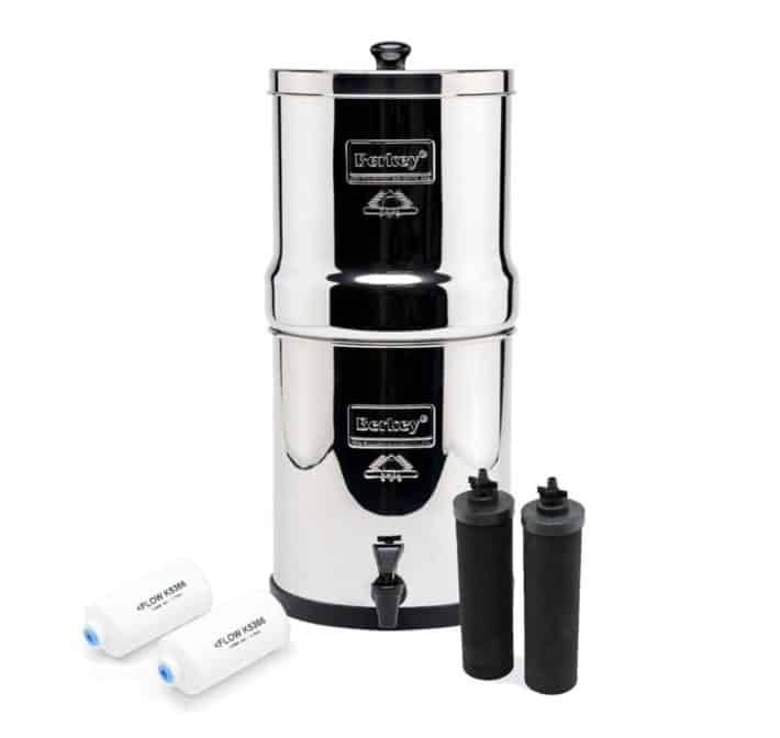Stock photo of Royal Berkey Water Filter
