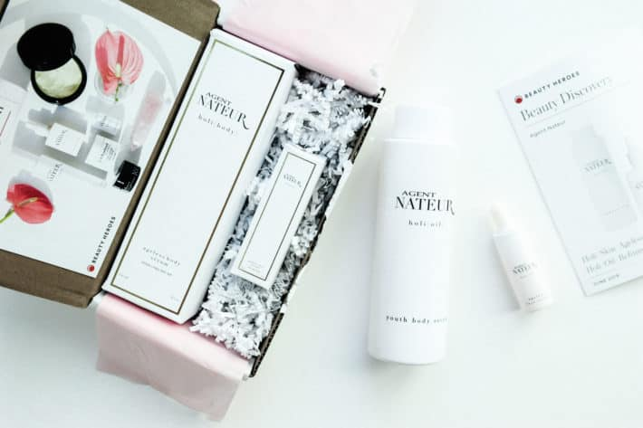 Unboxing the June Beauty Heroes box featuring Agent Nateur