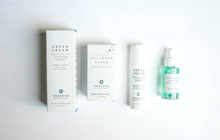 an unboxing of the July Beauty Heroes featuring 2 products by Graydon