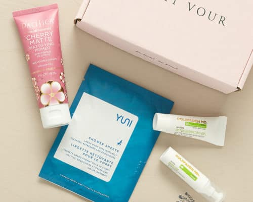 June Petit Vour Box unboxed
