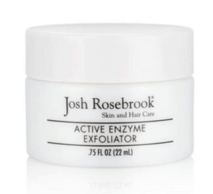 stock photo of Josh Rosebrook's Active Enzyme Exfoliator