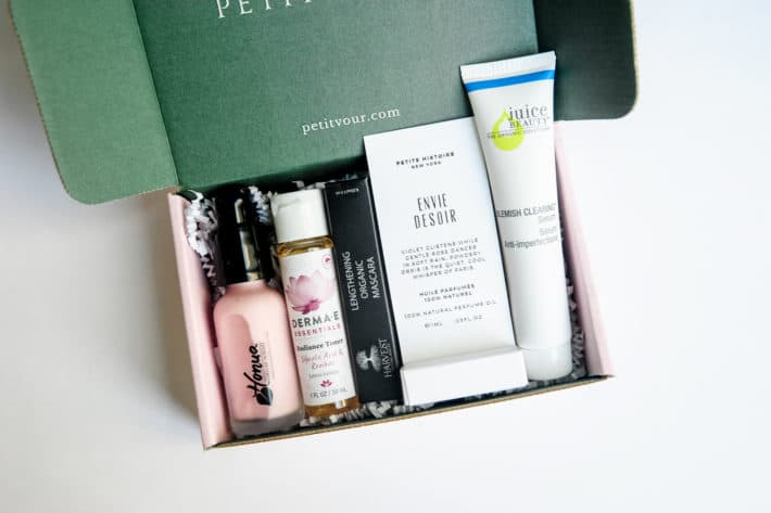 August Petit Vour featuring 5 cruelty free brands