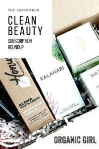 the september clean beauty subscription roundup