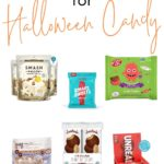 showing 6 candies that are healthier swaps